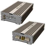 Усилитель DLS CC2, класс АВ, 2 х 110-170 Вт. RMS 4-2 Ом,мостовой режим 1 х 340 Вт. RMS 4 Ом, диапазон 10-50000 Гц, LPF: 50 - 500 Гц, HPF: 50 - 500 Гц.