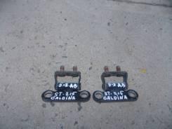 Крепление двери багажника. Toyota Caldina, ST215G