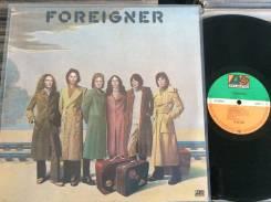 Форинер / Foreigner - Foreigner - Первый Альбом - 1977 - DE LP