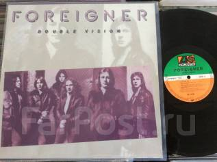 Форинер / Foreigner - Double Vision - 1978 - DE LP второй альбом