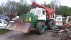 ХТЗ Т-150К. Продам трактор Т150К с ямобуром, 9 600 куб. см.