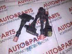 Катушка зажигания. Honda: Jazz, Civic Hybrid, Fit Aria, Mobilio, Civic, Fit, Partner, City, City ZX Двигатели: L13A6, L13A5, L13A2, L13A1, L12A1, L12A...