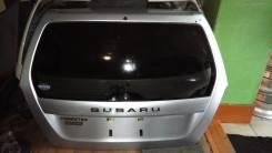 Дверь багажника. Subaru Forester, SG5, SG9, SG9L Двигатели: EJ202, EJ255, EJ205