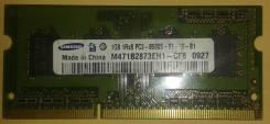SO-DIMM DDR3 1Гб.