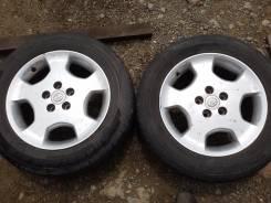 Toyota. 6.5x17, 5x114.30, ET35, ЦО 65,0мм.