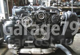 Двигатель в сборе. Subaru Forester, SH5. Под заказ