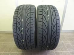 Dunlop Direzza DZ101. Летние, 2014 год, без износа, 2 шт
