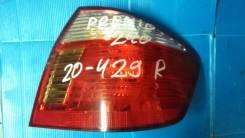 Стоп-сигнал. Toyota Premio, ZZT240, AZT240, NZT240, ZZT245 Двигатели: 1AZFSE, 1NZFE, 1ZZFE