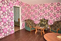 4-комнатная, проспект Блюхера 1в. Слобода, агентство, 62 кв.м. Интерьер