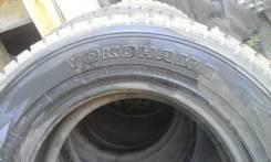 Yokohama Geolandar I/T. Зимние, без шипов, 2003 год, износ: 20%, 3 шт