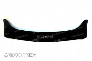 Дефлектор капота. Toyota Vitz, KSP90, NCP91, NCP95, SCP90 Двигатели: 1KRFE, 1NZFE, 2NZFE, 2SZFE