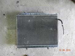 Радиатор охлаждения двигателя. Nissan Terrano Regulus, JLR50 Двигатель VG33E