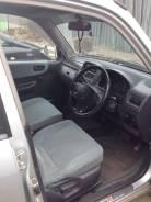 Subaru Pleo. Без водителя