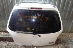Дверь багажника. Toyota Corolla Spacio, AE111 Двигатель 4AFE