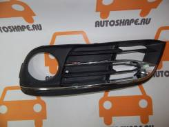 Решётка в бампер BMW 5-series, левая