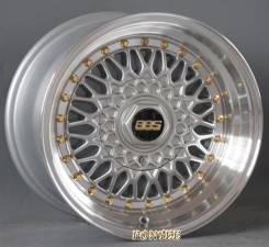 BBS Super RS. 7.5x17, 4x100.00, 5x100.00, ET25, ЦО 57,1мм. Под заказ