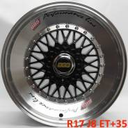 BBS RS. 8.0x17, 4x100.00, 4x114.30, ET35, ЦО 73,1мм.