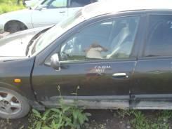 Продам переднюю левую дверь по запчастям Nissan Almera N16