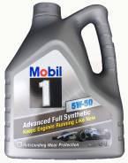 Mobil. Вязкость 5W50, синтетическое