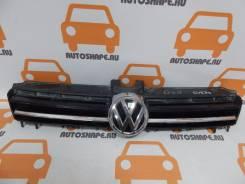 Решётка радиатора Volkswagen Golf
