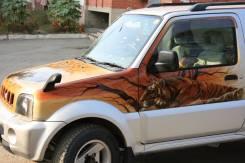 Suzuki Jimny Wide. автомат, 4wd, 1.3, бензин, 68 000 тыс. км, б/п