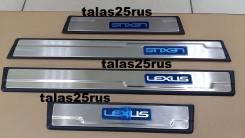 Порог пластиковый. Lexus NX200t, AGZ10, AGZ15 Lexus NX200, ZGZ10, ZGZ15 Lexus NX300h, AYZ15, AYZ10