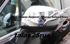Накладка на зеркало. Subaru XV, GP7, GPE, GP