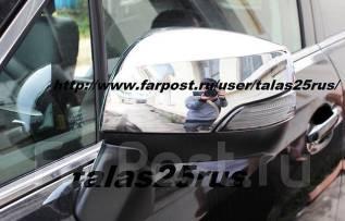 Накладка на зеркало. Subaru Forester, SJ, SJG, SJ5