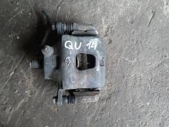 Суппорт тормозной. Nissan Bluebird, QU14