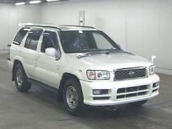 Nissan Terrano. TR50, ZD30DDTI