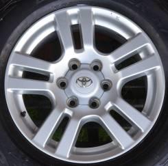 """Колпаки для оригинальных дисков Toyota Land Cruiser Prado 4260B-60180. Диаметр Диаметр: 18"""", 1 шт."""