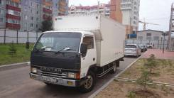 Mitsubishi Canter. , 1993, 4 200куб. см., 3 000кг.