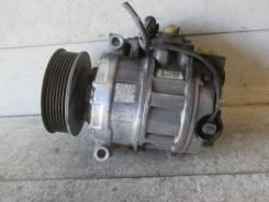 Компрессор кондиционера. Volkswagen Touareg Двигатель BMX