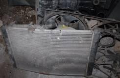Радиатор охлаждения двигателя. BYD Flyer