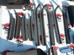 Накладка на порог. Toyota Mark II, GX90, JZX90