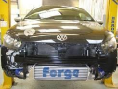 Интеркулер. Volkswagen Scirocco