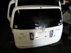 Дверь багажника. Toyota Succeed, NCP51, NCP51V, NCP52, NCP55, NCP55V, NCP58, NCP58G, NCP59, NCP59G, NLP51, NLP51V Двигатели: 1NDTV, 1NZFE, 1NZFNE