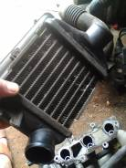 Радиатор интеркулера. Suzuki Wagon R, MC11S Двигатель F6A