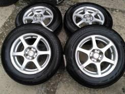 Bridgestone Ecopia EP150. Летние, 2013 год, износ: 5%, 4 шт