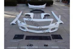 Обвес кузова аэродинамический. Mercedes-Benz CLS-Class, C218