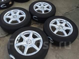 195/65 R15 Toyo Teo Plus литые диски 5х5. 6.5x15 5x100.00, 5x114.30 ET45 ЦО 72,0мм.