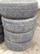 Bridgestone Dueler A/T. Грязь AT, 2012 год, износ: 40%, 4 шт