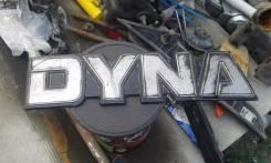 Эмблема. Toyota Dyna