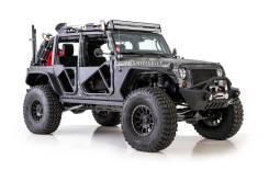 Расширители арок Smittybilt для Jeep Wrangler JK. Jeep Wrangler, JK
