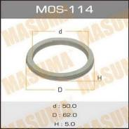 Кольцо глушителя MOS114, 62х50х5мм MASUMA (71108)