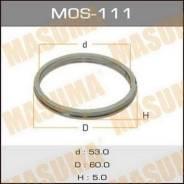 Кольцо глушителя MOS111, 60х53х5мм MASUMA (71107)