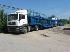 МЗСА. Продается полуприцеп для перевозки легковых автомобилей (автовоз), 19 100 кг.