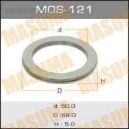 Кольцо глушителя MOS121, 68х50х5мм MASUMA (71109)