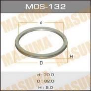 Кольцо глушителя MOS132, 82х70х5мм MASUMA (71116)