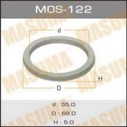 Кольцо глушителя MOS122, 68х55х5мм MASUMA (71110)